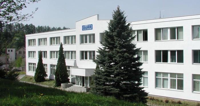 Dürr Systems Czech Republic Facility